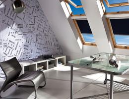 Roletai stogo langams – ir gražu, ir praktiška