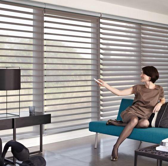Pristatome naujovę – nuotolinį langų uždengimų valdymą